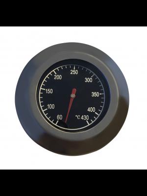 Delux Termometer til grill låget - Passer til stort set alle grills