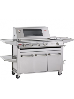 BeefEater Signature SL4000s gasgrill med 6 brændere