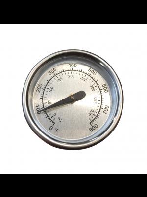 Termometer til grill låget - Passer til stort set alle grills